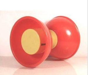 高档大号带响加厚双头空竹风竹空筝送竿和线传统玩具