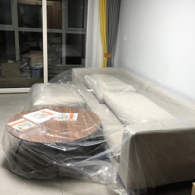 冰柜搬家防脏钢琴键盘防尘布简约客厅床罩塑料灰尘保护膜遮尘冰箱