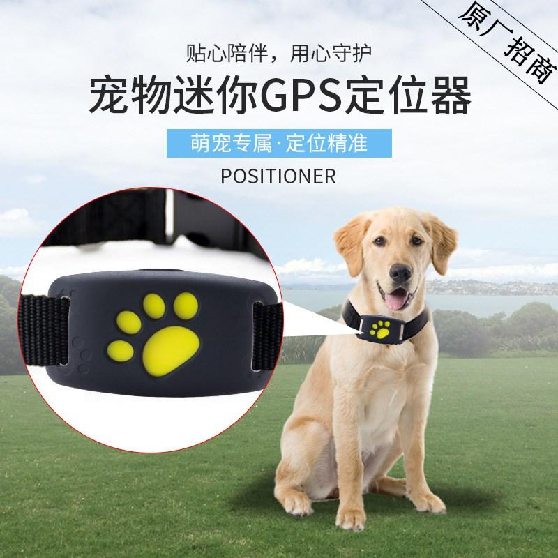 宠物定位器追踪器防丢迷你宠物智能产品一件代发gps