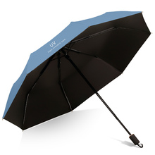 太阳女男折叠结实全自动两用晴雨伞