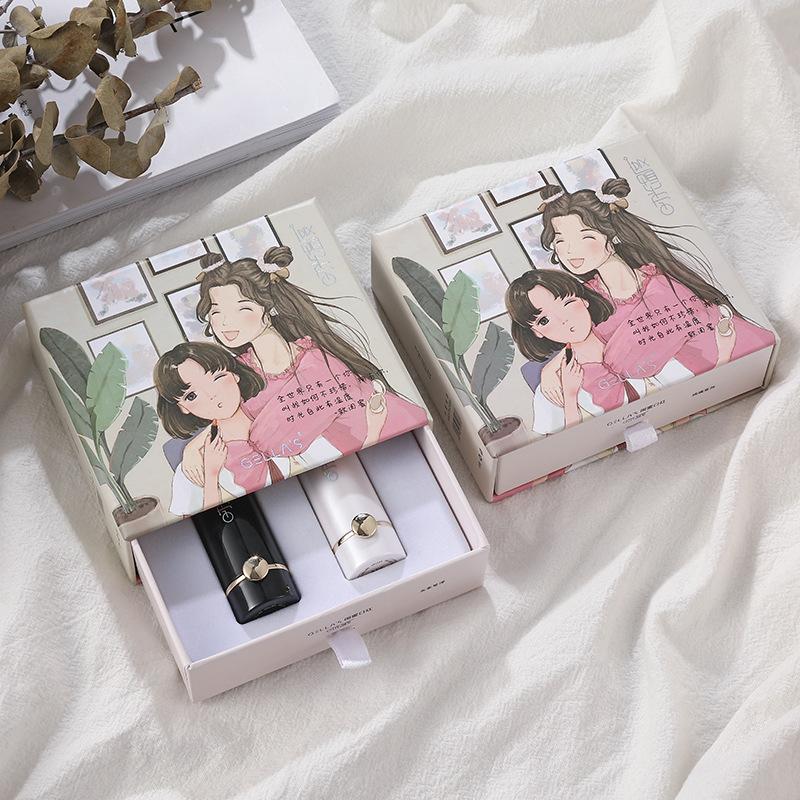 不挑肤色的星空口红女套装学生显白款平价高颜值小众品牌一礼盒装12月08日最新优惠