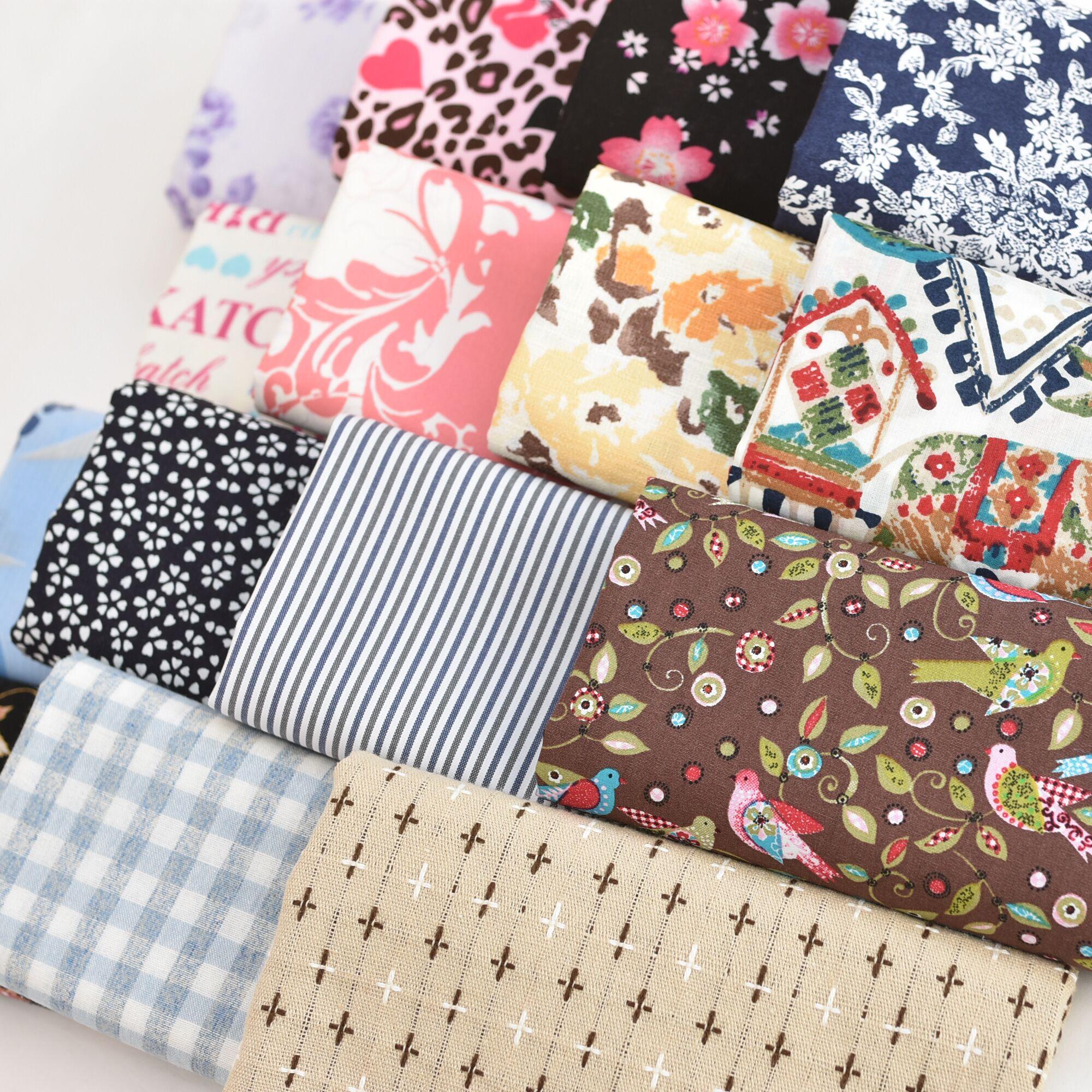 1米包邮清仓处理 无瑕疵纯棉布 手工布料桌布沙发布衣服裙子布