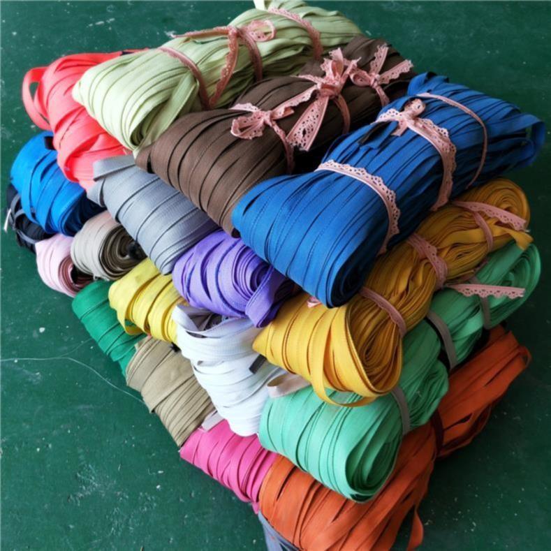 绑扎吊篮藤椅的编织绳打包带舒适扁绳园林吊蔓红色彩线货物捆绑。