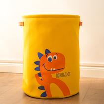 儿童玩具收纳箱筐桶盒宝宝袋子储物大容量脏衣篮神器整理布艺篓小