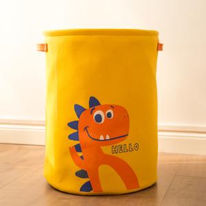儿童玩具收纳箱筐桶盒宝宝袋子婴儿大容量脏衣篮神器整理布艺篓小