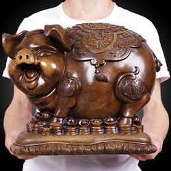 招财生肖猪家居创意可爱带储蓄福猪