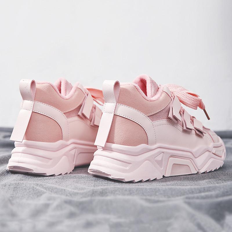 お父さんの靴の女性ins潮2021春の新型韓国版のレジャー百足春靴のネットの顔の通気性の運動靴の子供