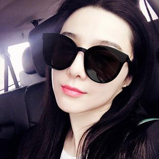 GM19新款范爷李易峰明星同款网红街拍偏光墨镜女韩版潮太阳镜眼镜