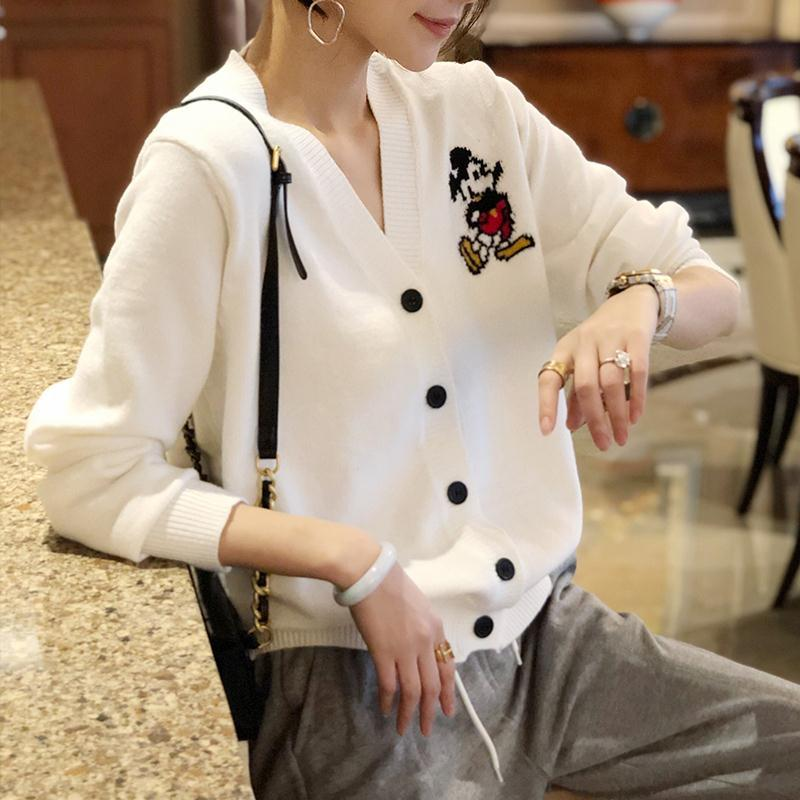 Autumn and winter woolen coat womens middle length large size over knee loose woolen coat