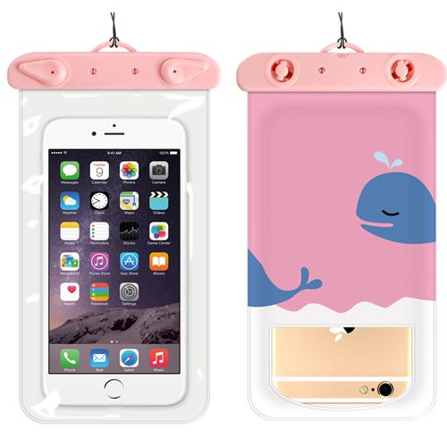 手机防水收纳袋手机通用收纳袋子潜水拍摄袋漂流温泉袋(用3元券)