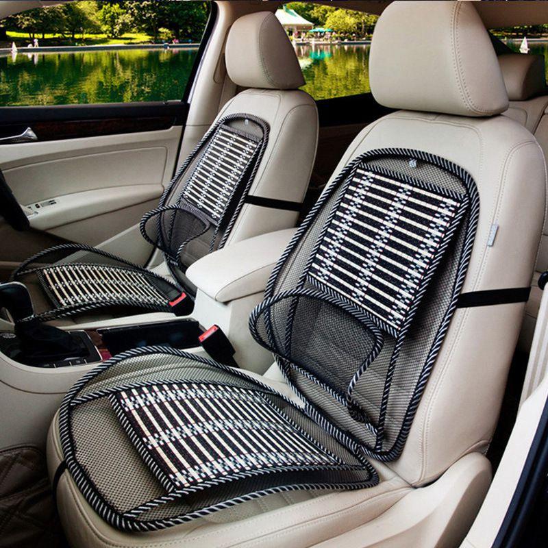 自動車クッション夏の車は冷たいマットを使って、風を通します。車の腰は乗用車のクッションによって空気を通します。