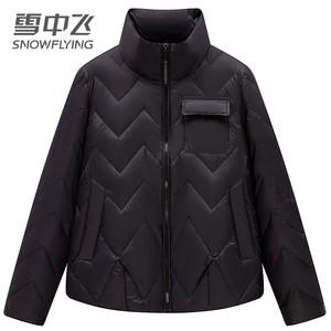 【小翱推荐】雪中飞女款时尚短款