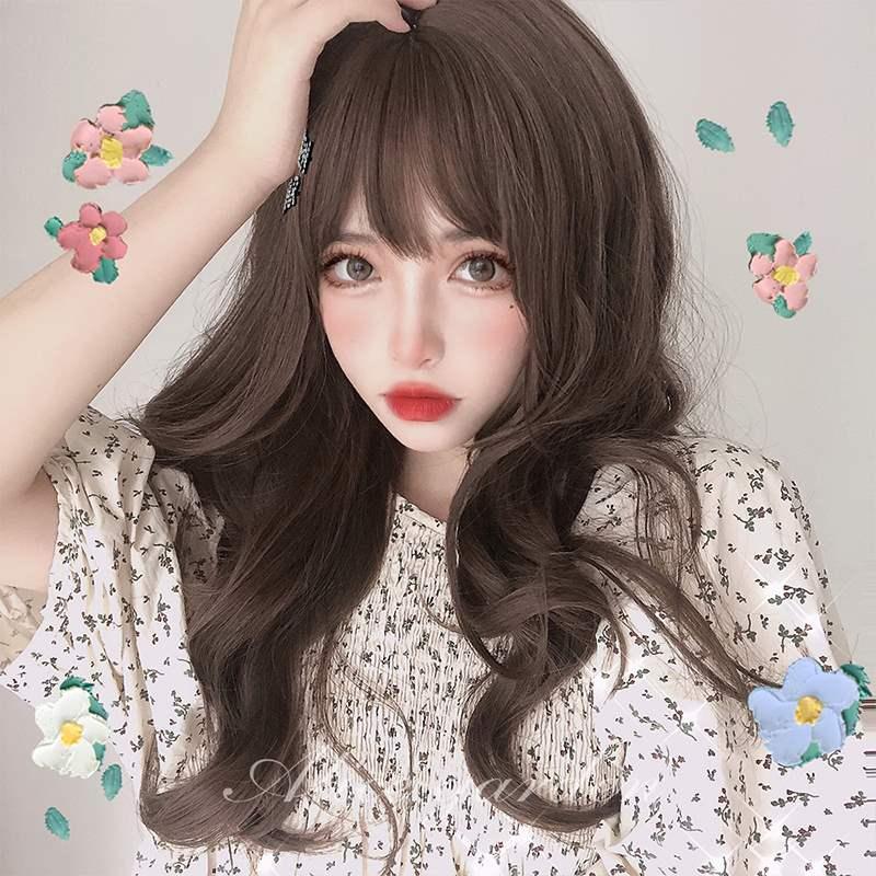 假发女日常日系网红风lolita大波浪卷《露易丝》软妹洛丽塔长卷发