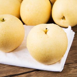 梨子新鲜带箱10斤皇冠梨当季新鲜水果现摘非砀山梨雪梨秋月梨5