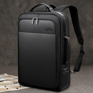 英皇保罗双肩背包男士包商务出差电脑包男旅游背包休闲多功能