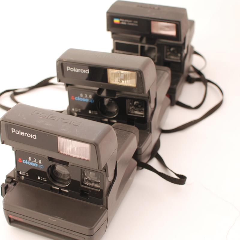 婚纱摄影创意拍摄道具旅拍相机道具模型复古文艺宝丽来拍立得相机(非品牌)