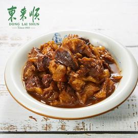 东来顺烧牛肉半成品菜300g 传统菜系速食菜 懒人私房菜 肉类菜肴图片