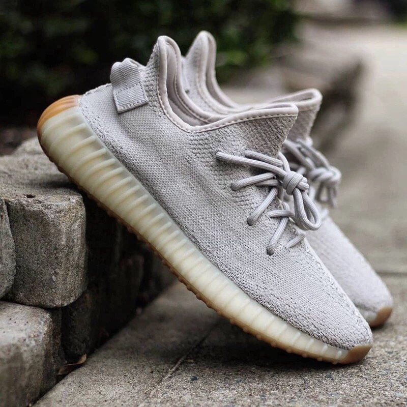 Coconut 350 sesame gray yeezy really popular V2 authentic official website Putian sesame sauce casual sports shoes mens fashion shoes
