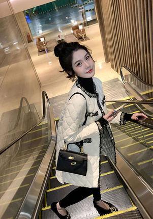 中年女冬季棉袄长款 妈妈xxxxl图片