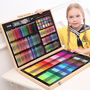 水彩笔套装幼儿园画画笔小学生72色