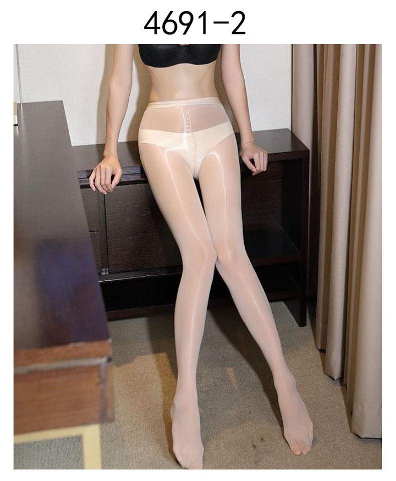 Slimming pants thin burning fat high tank socks thin legs step on foot anti hook silk secret bareleg artifact thin thread pantyhose