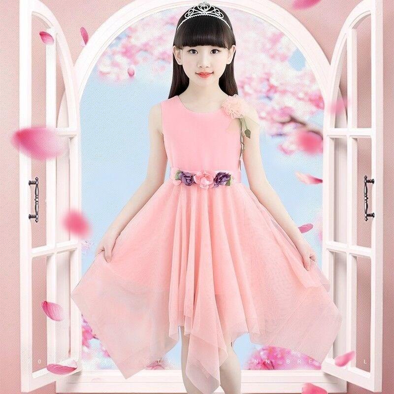超洋气女童童装女童夏装2018公主裙五折促销