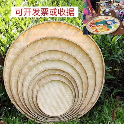 竹编晾晒质量好不好