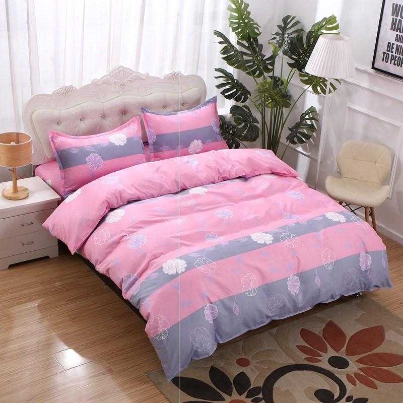 上新1米8被套单件大气床上灰色用品韩版简单儿童房被子小孩子宿舍