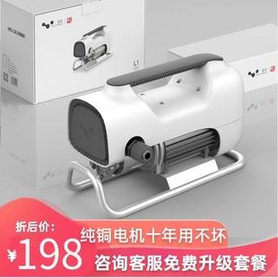 徕本洗车机高压水泵水枪神器220v家用刷车全自动便携式大功率清洗价格