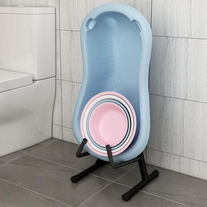 卫生间盆子浴室脸盆厨房家用收纳架