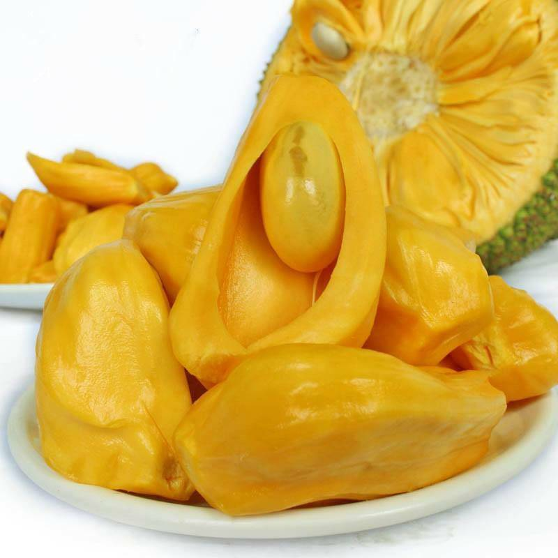 Hainan yellow meat jackfruit East three provinces West six provinces do not deliver customer service sign 24 hours later