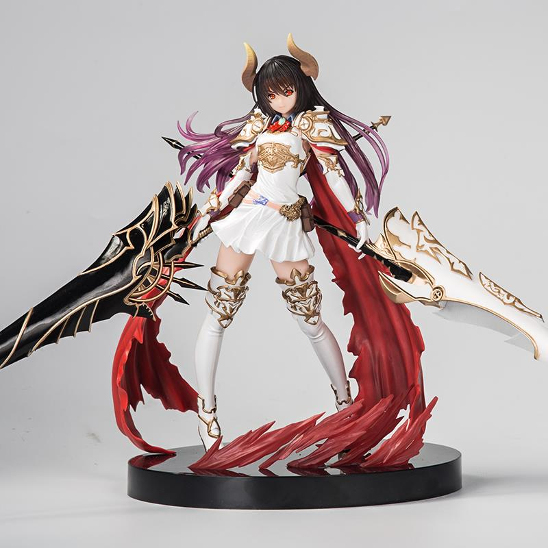 Bivariate hand run Bahamut different color version of anger hand run the Dark Dragon Knight model of the anime