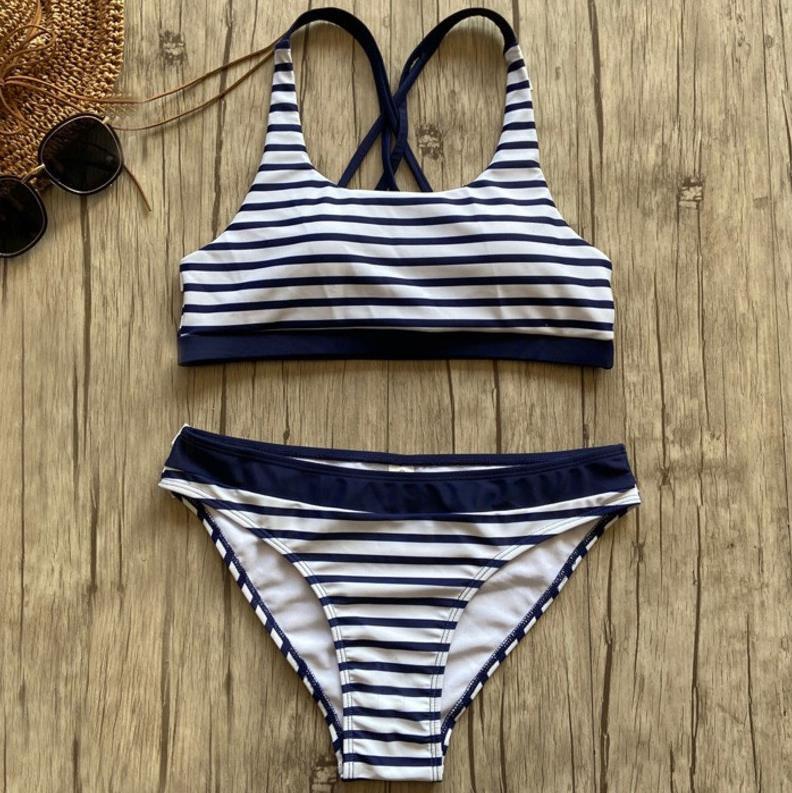 Halter Bikini Sexy swimwear Swimming Suit Swimsuit Women