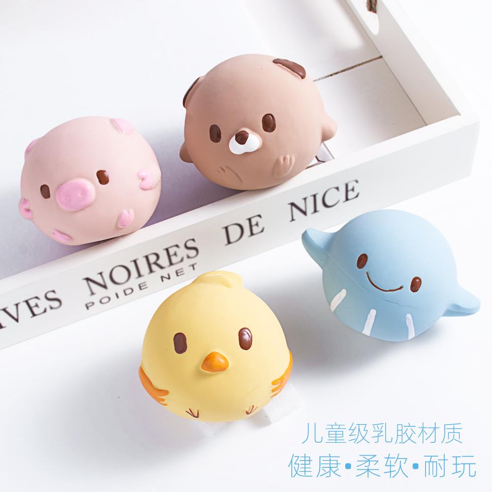 日本派地奥petio宠物小型犬狗狗玩具耐咬发声响乳胶比熊泰迪博美图片
