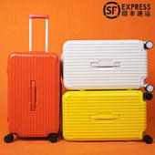 34寸超大容量密码拉杆箱超轻加厚拉链箱40旅行箱32女行李箱男30寸