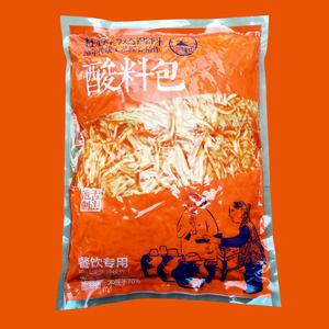 柳州螺蛳粉酸笋特产臭酸辣泡菜
