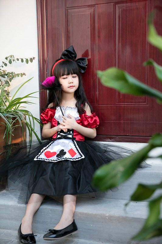 High end childrens cosplay costume for Halloween