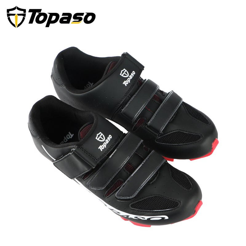 Mountain bike self locking riding shoes mens and womens Velcro mountain lock shoes dynamic bicycle card shoes