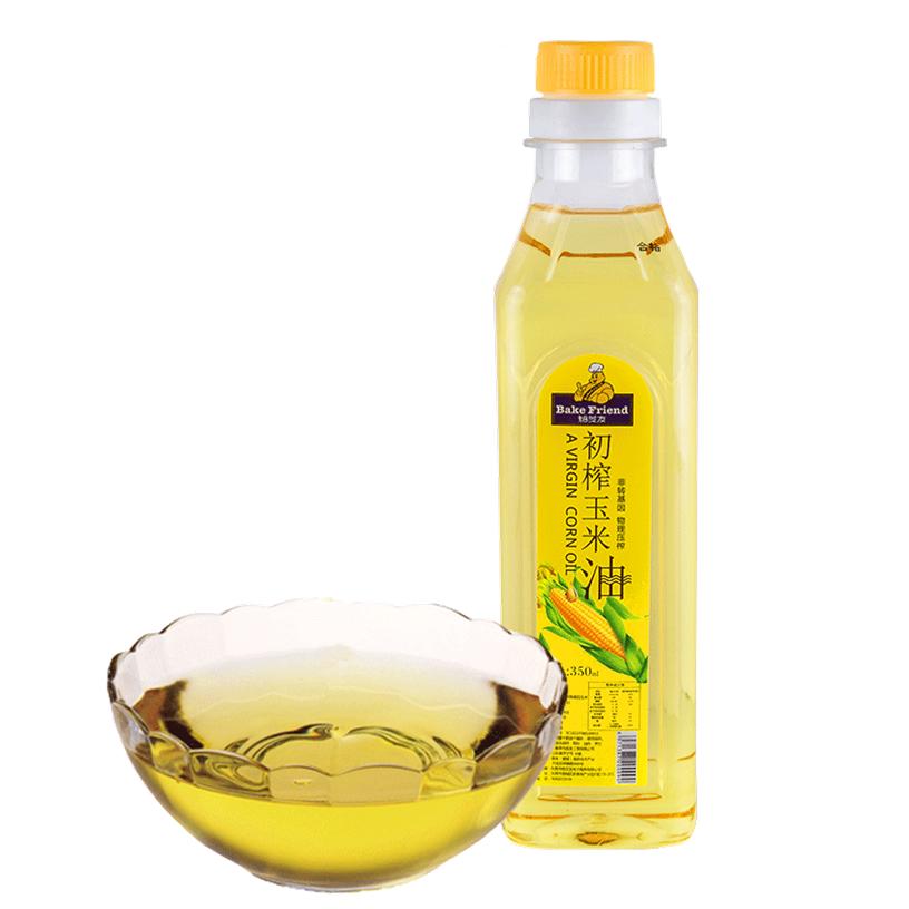 培芝友植物油色拉油玉米调和油面包蛋糕材料烘焙材料小瓶