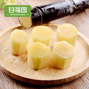 广西10斤带箱新鲜产清甜多汁整甘蔗