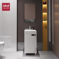 欧必德/obd 百灵集成热水器浴室柜不挂墙热水器 家用电热水器