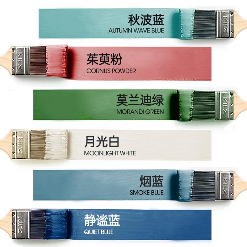 三青水性漆油漆木器漆实木家具门改色翻新漆家用环保木漆自刷涂料