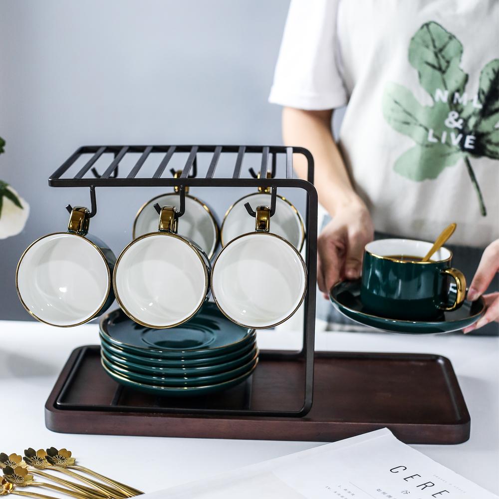 咖啡杯碟套装