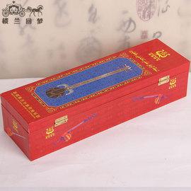 热瓦普弹布尔都塔尔艾捷克胡西塔尔30cm乐器盒子新疆特色礼品图片