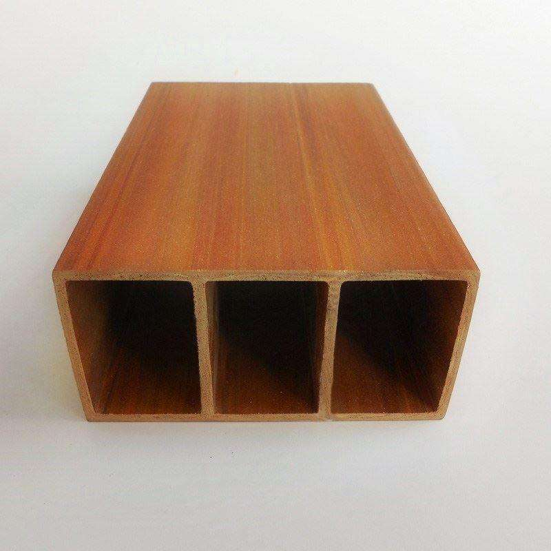 客厅材料装修生态木方通吊顶生态木吊顶天花基础建材装饰隔断板材