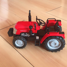 1:32 tractor model alloy engineering car tractor toy simulation tractor car boy children toy car