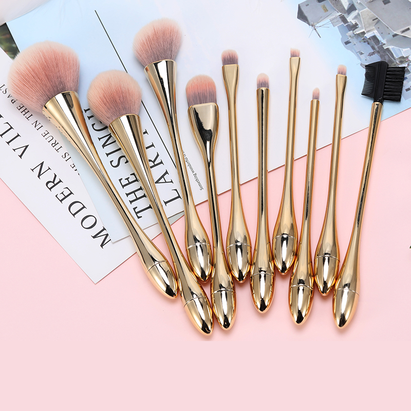 Makeup brush sets, makeup tools, full set of beginners, makeup, repair, loose powder, blush foundation, eye shadow brush, super soft.