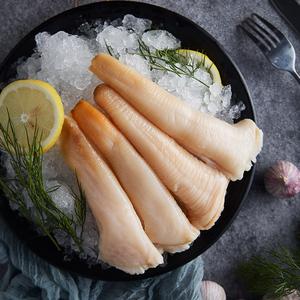 象拔蚌冷冻海鲜象牙蚌日料刺身切片贝肉象鼻蚌寿司食材包邮
