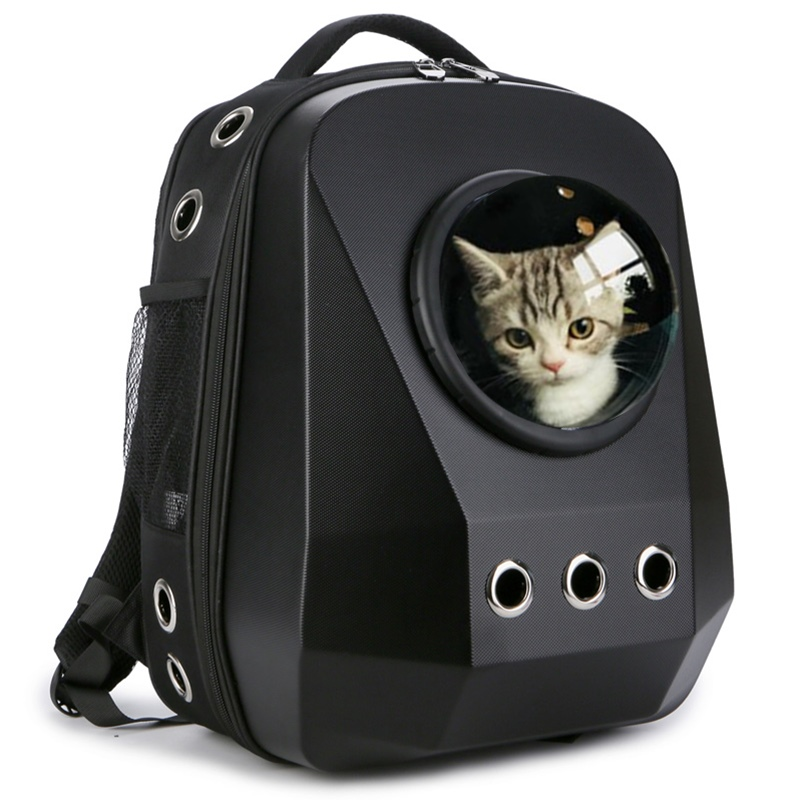 Cat bag out portable space capsule pet backpack cat carrying case cat schoolbag cage Dog Backpack