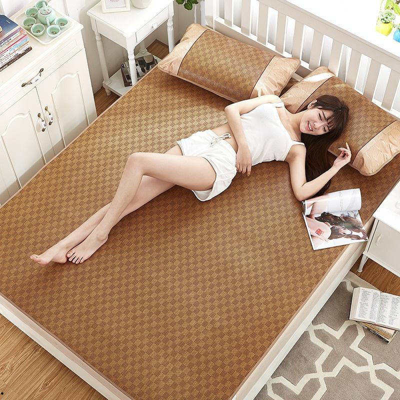 牛皮席垫便携草席宝宝床单人床床单